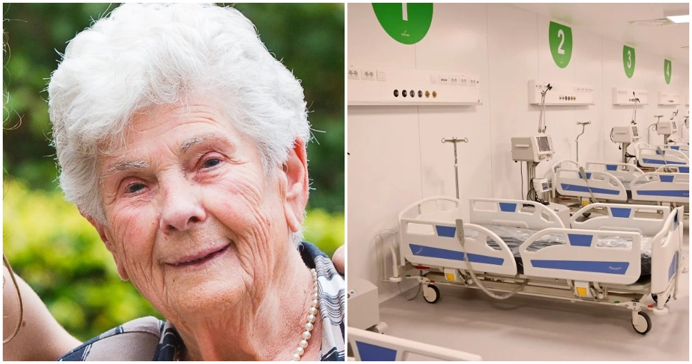 """Save It For The Young Ones, I've Had a Beautiful Life""- 90yo Covid-19 Patient Rejects Ventilator & Passes Away"