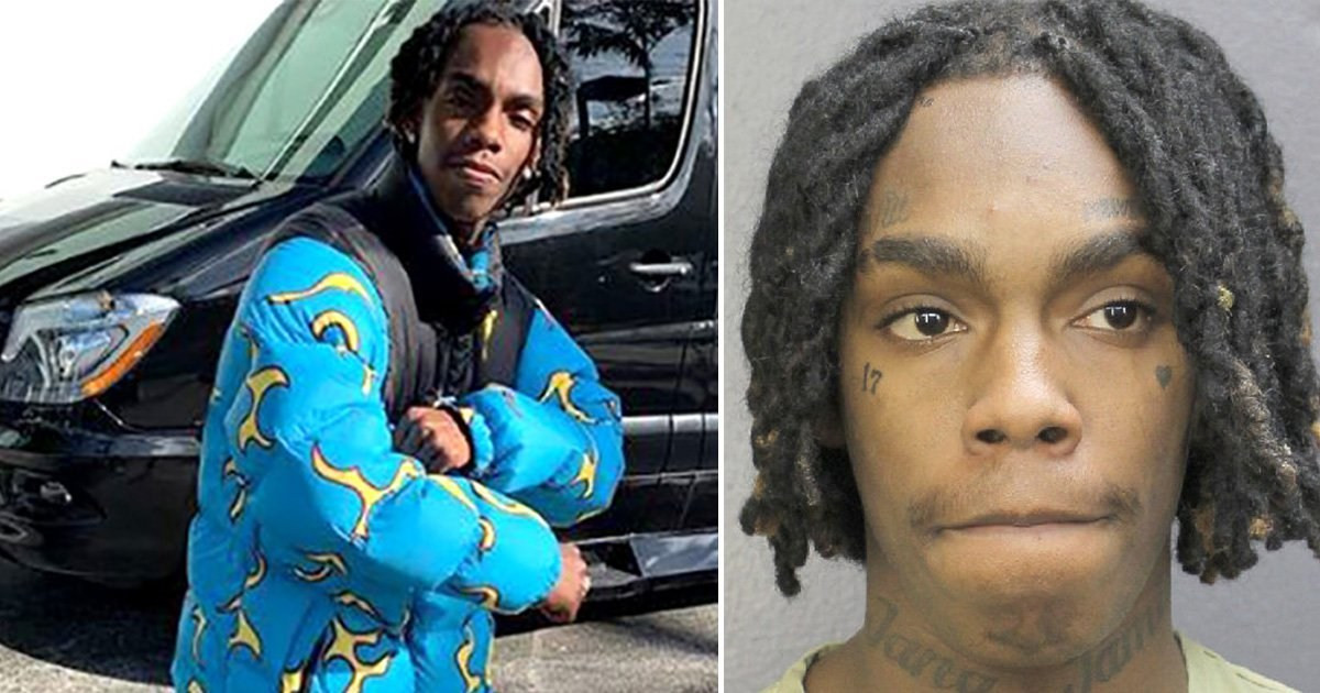 Rapper YNW Melly tests positive for coronavirus in jail awaiting murder trial