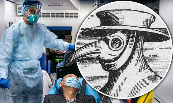 Coronavirus conspiracy: Outbreak's chilling link to Black Death quarantine exposed
