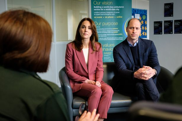 Kate Middleton and William 'extremely concerned' by coronavirus NHS staff deaths
