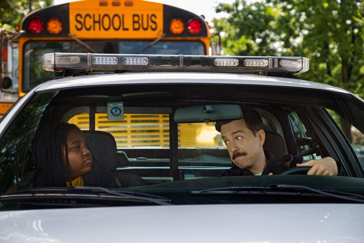 Netflix's Coffee & Kareem is hard-R comedy with a kid's sense of humor