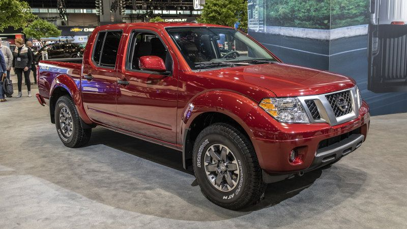 2020 Nissan Frontier offers appreciable gains in fuel economy with new V6