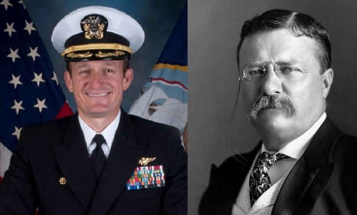 How fired captain Brett Crozier repeated 122-yr-old history made by Theodore Roosevelt