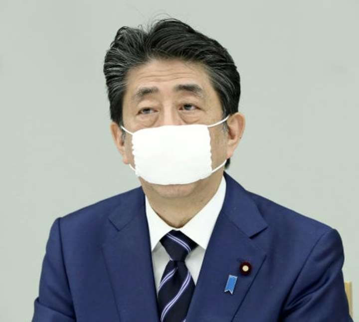 Japan PM Shinzo Abe urges people to avoid going out as Coronavirus cases rise in the country