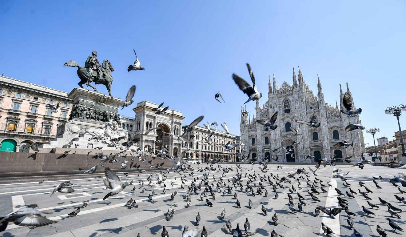 Coronavirus: home deaths, the hidden toll of Italy's Covid-19 crisis