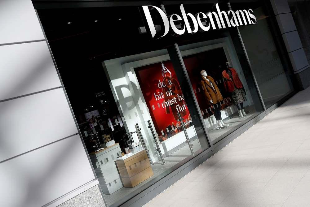 Debenhams bracing for collapse again amid virus turmoil