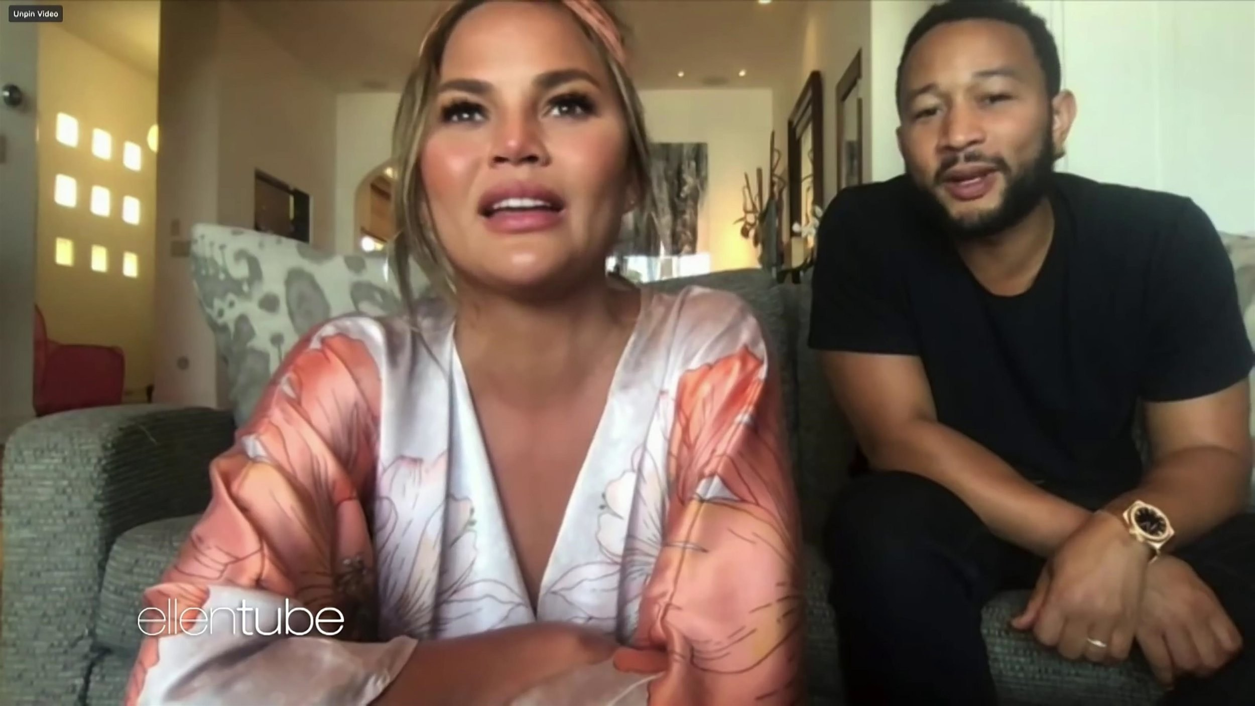 Chrissy Teigen has more energy than ever in lockdown and we need to know her secret