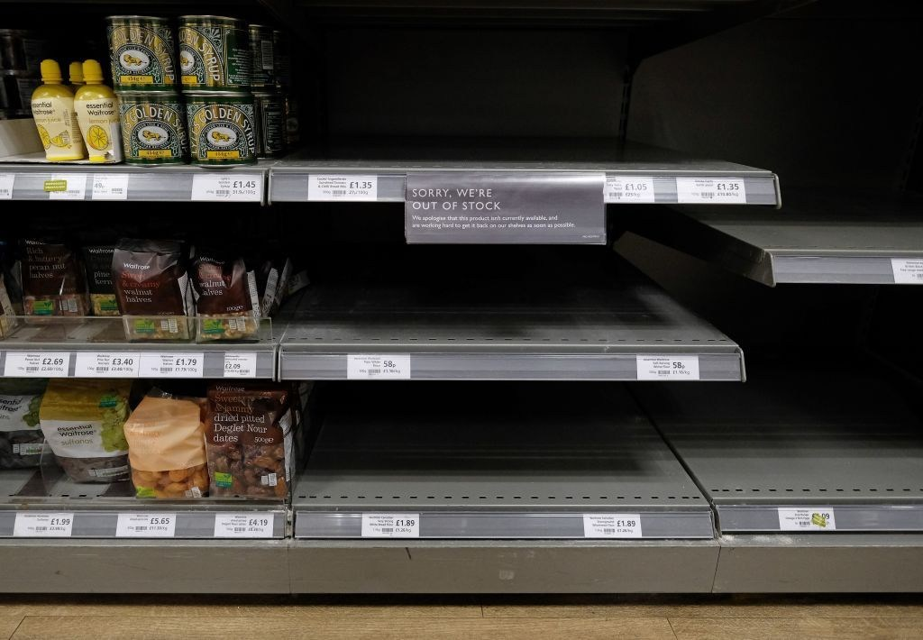 Coronavirus UK: What are the current supermarket restrictions?