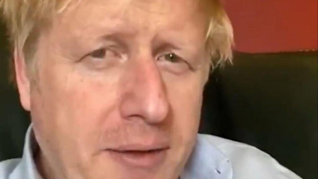 英国首相约翰逊病情恶化 被送往重症监护室