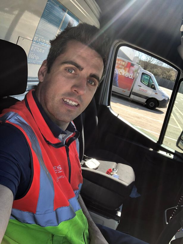 British Airways pilot left out of work gets new job as Tesco delivery driver