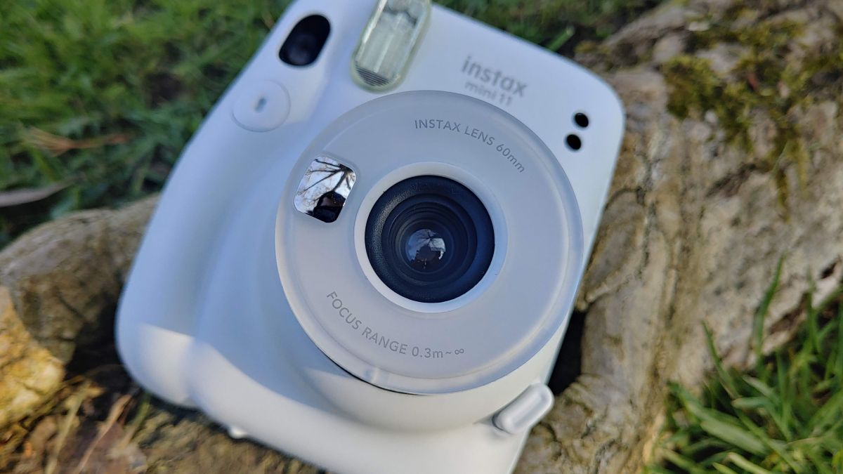 The Fujifilm Instax Mini 11 is our new number one instant camera – here's why