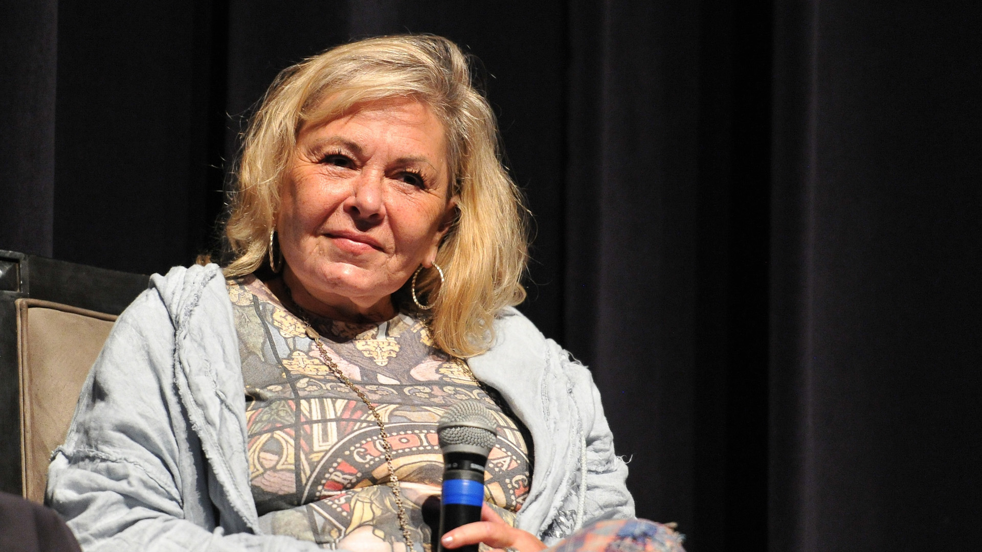 Roseanne Barr Wonders If Coronavirus Is a Plot to 'Get Rid of All My Generation'