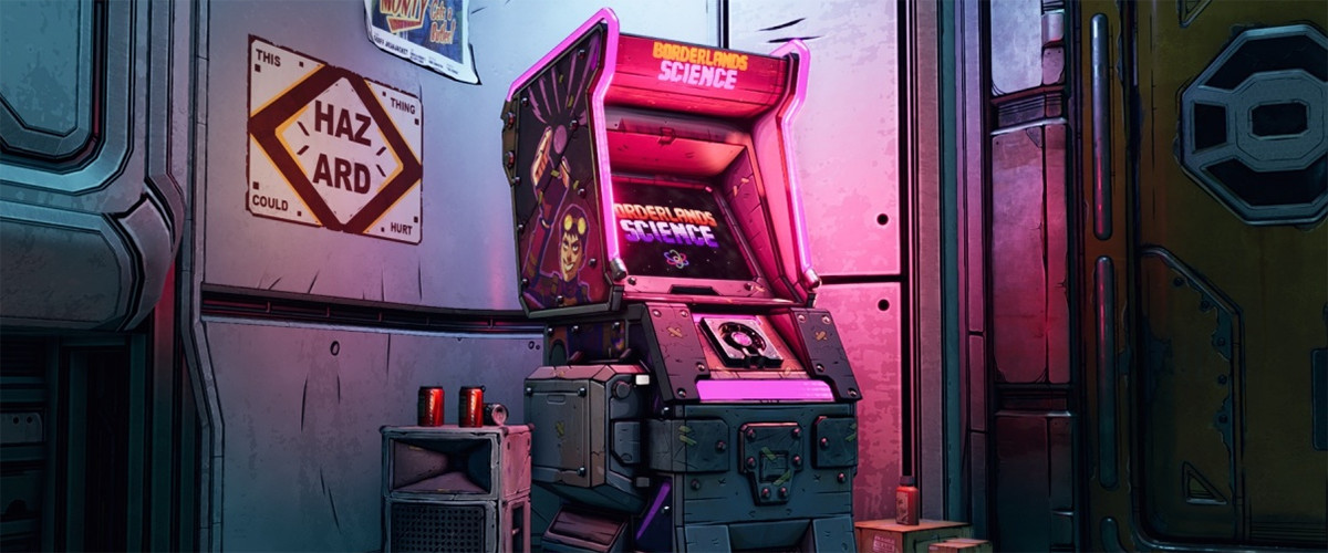 Borderlands 3's Mini-Game Has Players Assisting In Real-Life Scientific Research