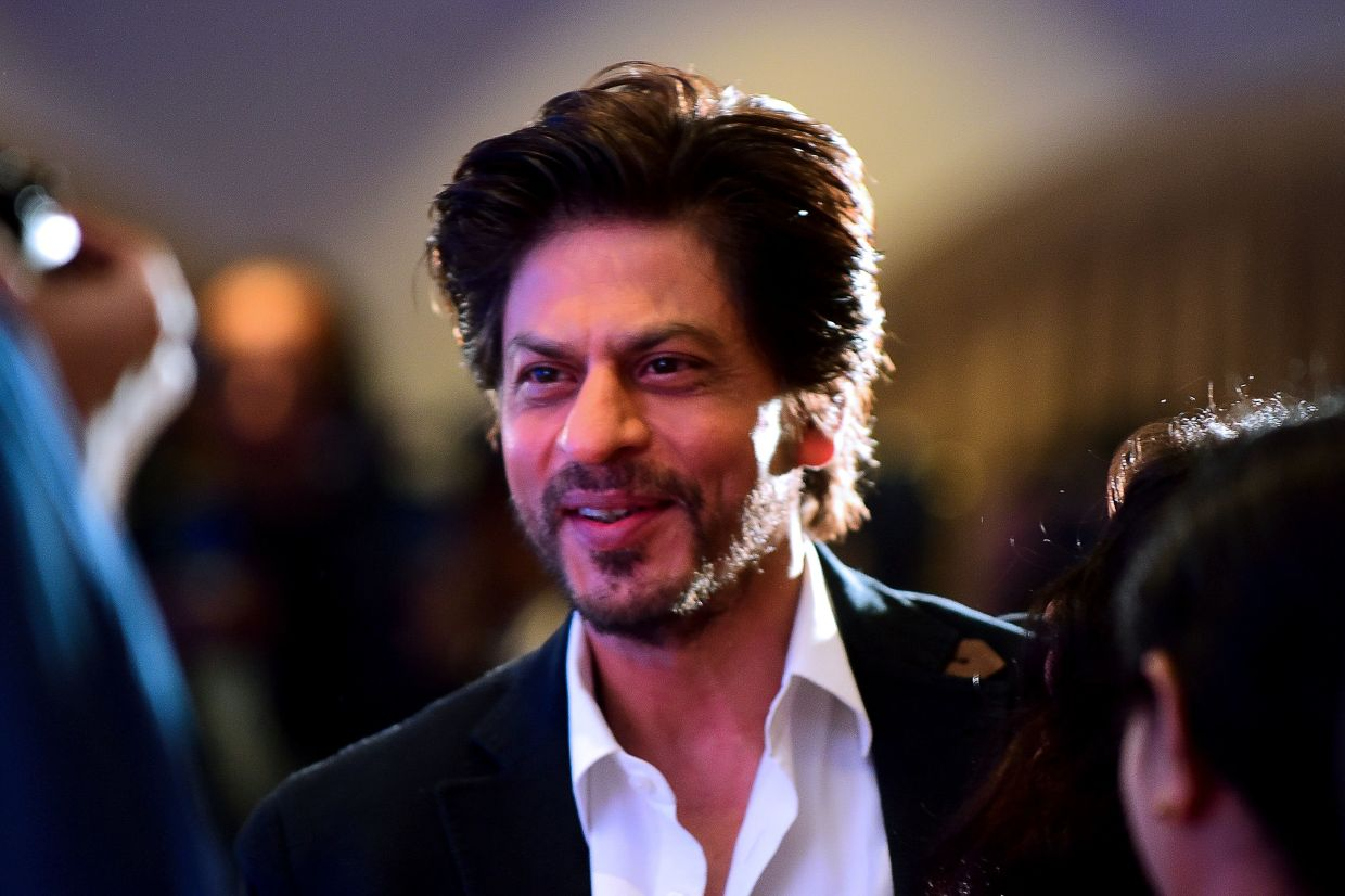 Shah Rukh Khan donates office space for Covid-19 quarantine efforts in India