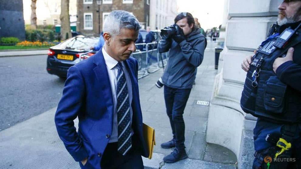 UK nowhere near lifting coronavirus lockdown: London mayor