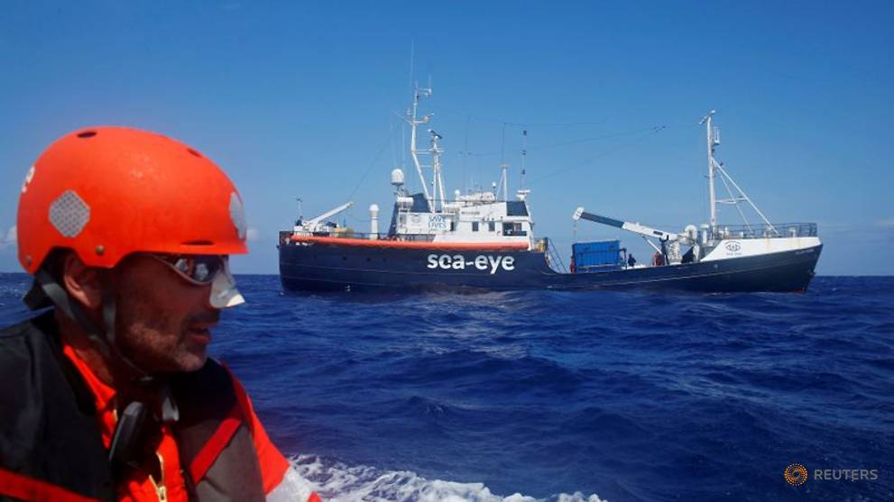 Italy closes ports to migrant ships because of COVID-19