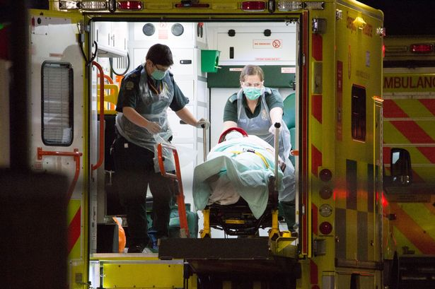 Coronavirus hospital deaths in England soar by 369 ahead of PM's statement