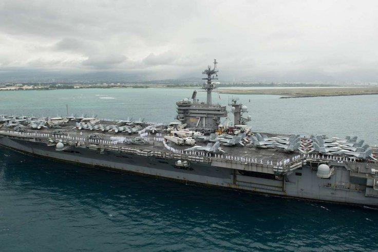 As USS Roosevelt Returns to Sea, Tests Show 60% Crew Have Coronavirus Antibodies