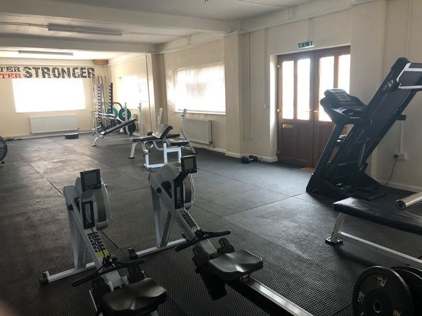 Thieves steal £4,000-worth of equipment from family-run gym during coronavirus lockdown