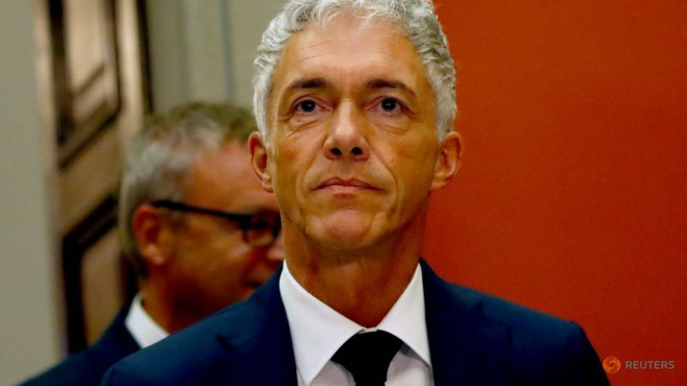 Top Swiss court upholds prosecutor's removal from soccer corruption probe