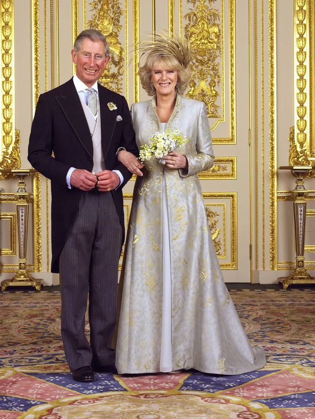 Charles and Camilla reunited for 15th anniversary after leaving coronavirus lockdown