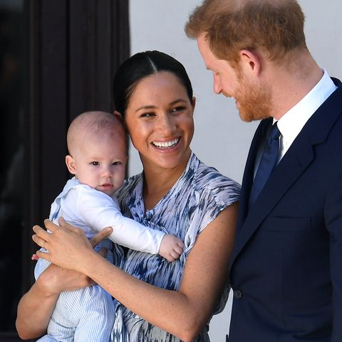 How Meghan Markle and Prince Harry Will Celebrate Archie's First Easter