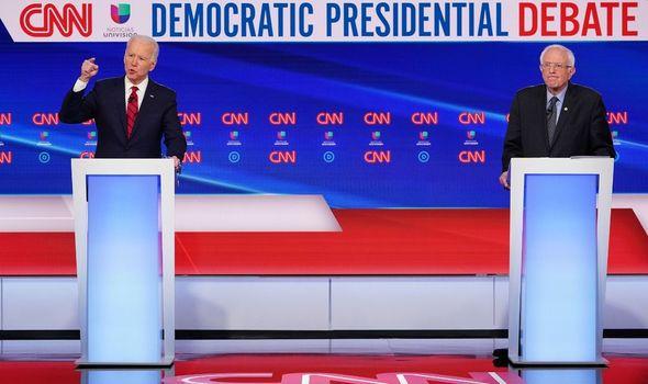 Bernie Sanders withdraws from US presidential race leaving Biden to face-off against Trump