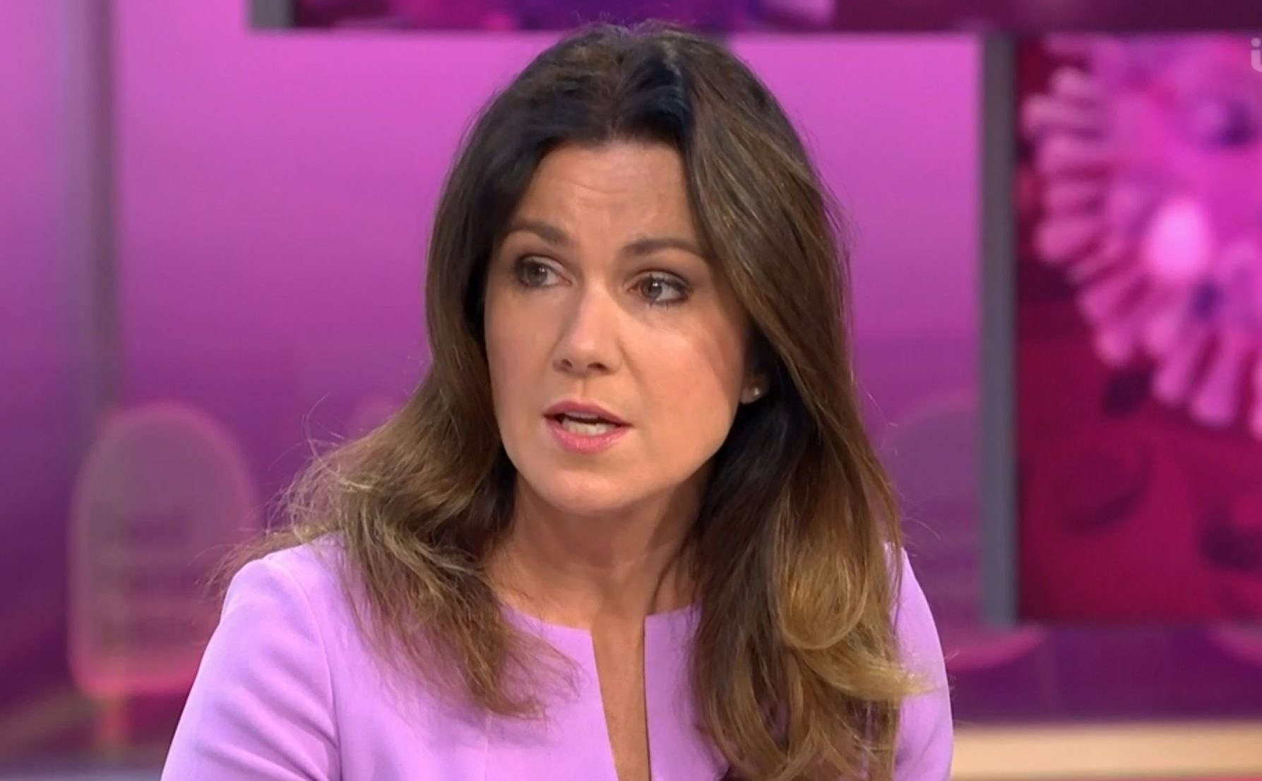 Susanna Reid defends 'rogue cough' as she thanks coronavirus key workers on Good Morning Britain