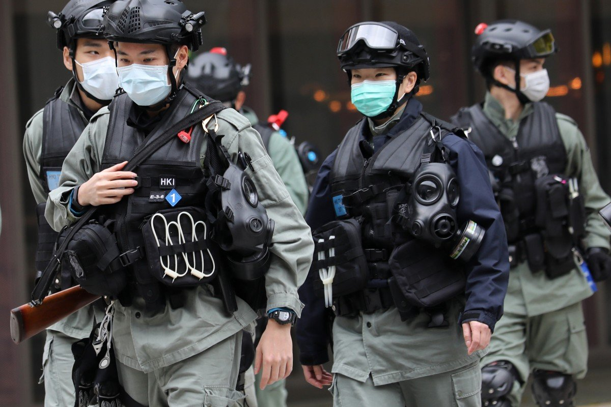 Hong Kong court rejects police group's application to keep voter details under wraps over doxxing concerns