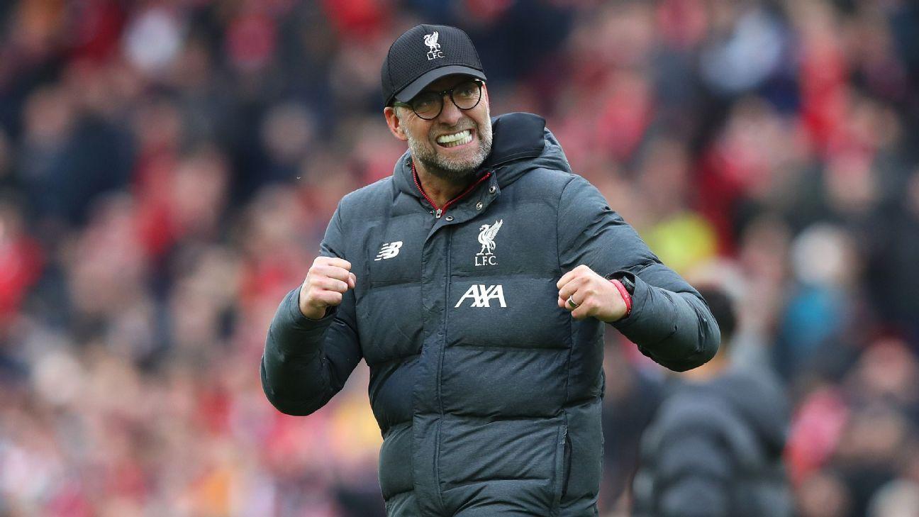 Liverpool will win Premier League despite coronavirus UEFA president Ceferin