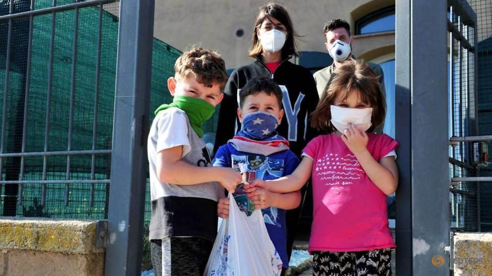 Italy's daily coronavirus death toll falls, but new cases accelerate