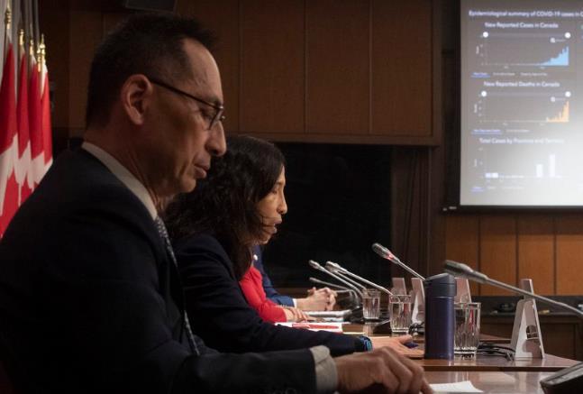 加拿大新冠疫情蔓延 一份14年前的报告重新引发关注