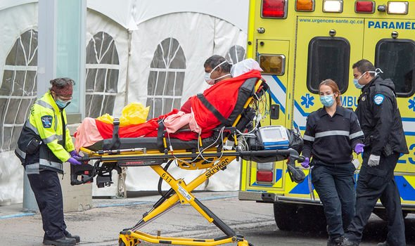 Shock figures show Canada's COVID-19 death toll will be higher than predicted