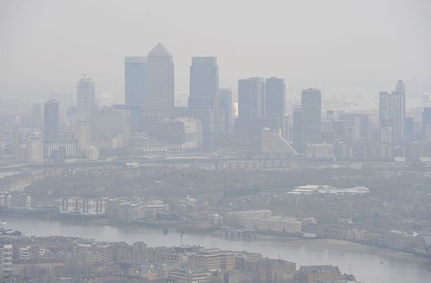 Hospital appointments linked to air pollution have doubled in five years