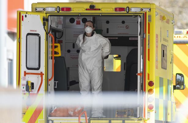 UK hospital coronavirus death toll rises by 92 in lowest Saturday jump during lockdown