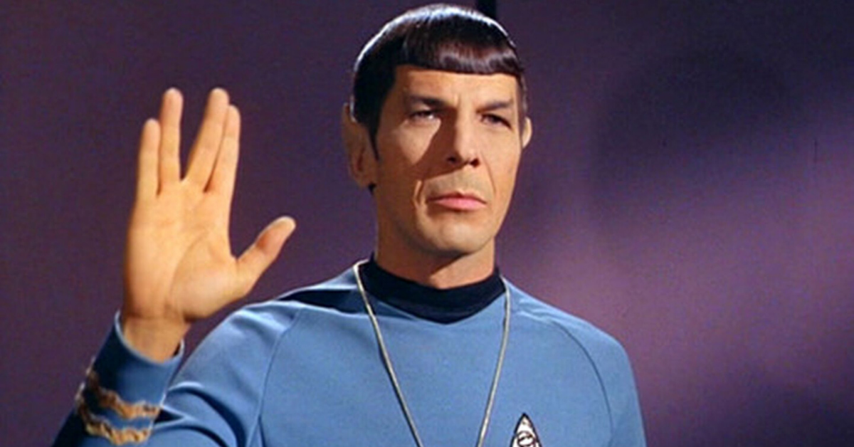 Mormon 'Star Trek' Fan Explains How Spock Helped Him Accept That He Was A Transgender Man
