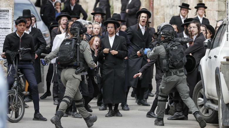 Some ultra-Orthodox Jews are ignoring Israel's coronavirus rules, despite a warning to 'wake up!'
