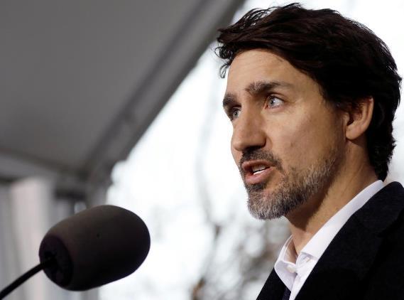 特鲁多:加拿大首波疫情夏天前无法结束 人们需居家数月