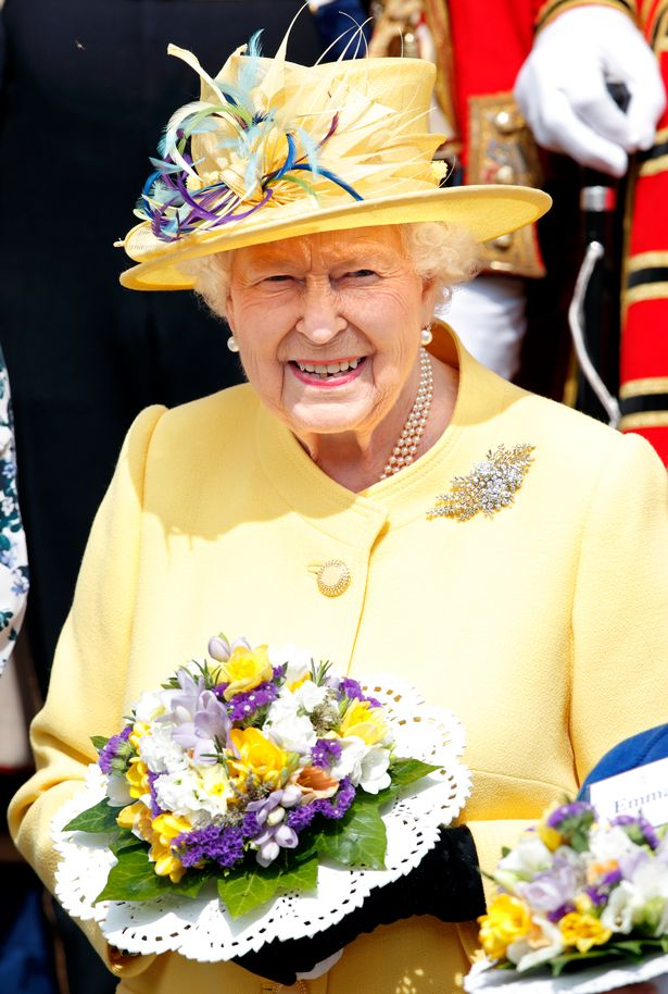 Queen's kind gesture to pensioners as she's forced to cancel 'most rewarding duty'