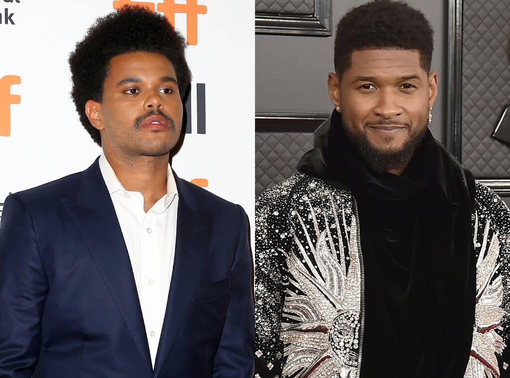 The Weeknd Shuts Down Usher Feud After Accusing Him of Ripping Off Musical Style