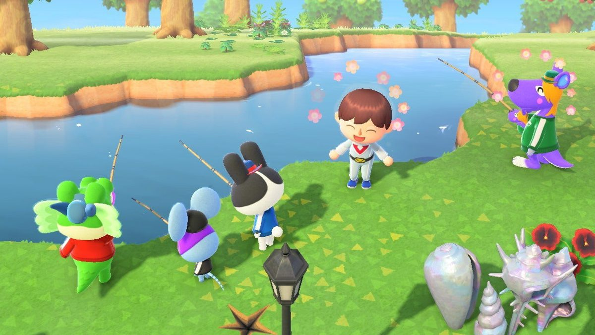 Animal Crossing: New Horizons Fishing Tourney and Bunny Day Guide