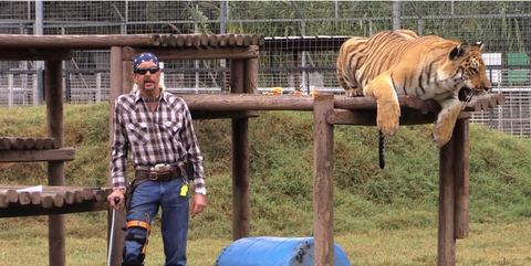 It's Official: A New Episode of 'Tiger King' Is Airing This Weekend