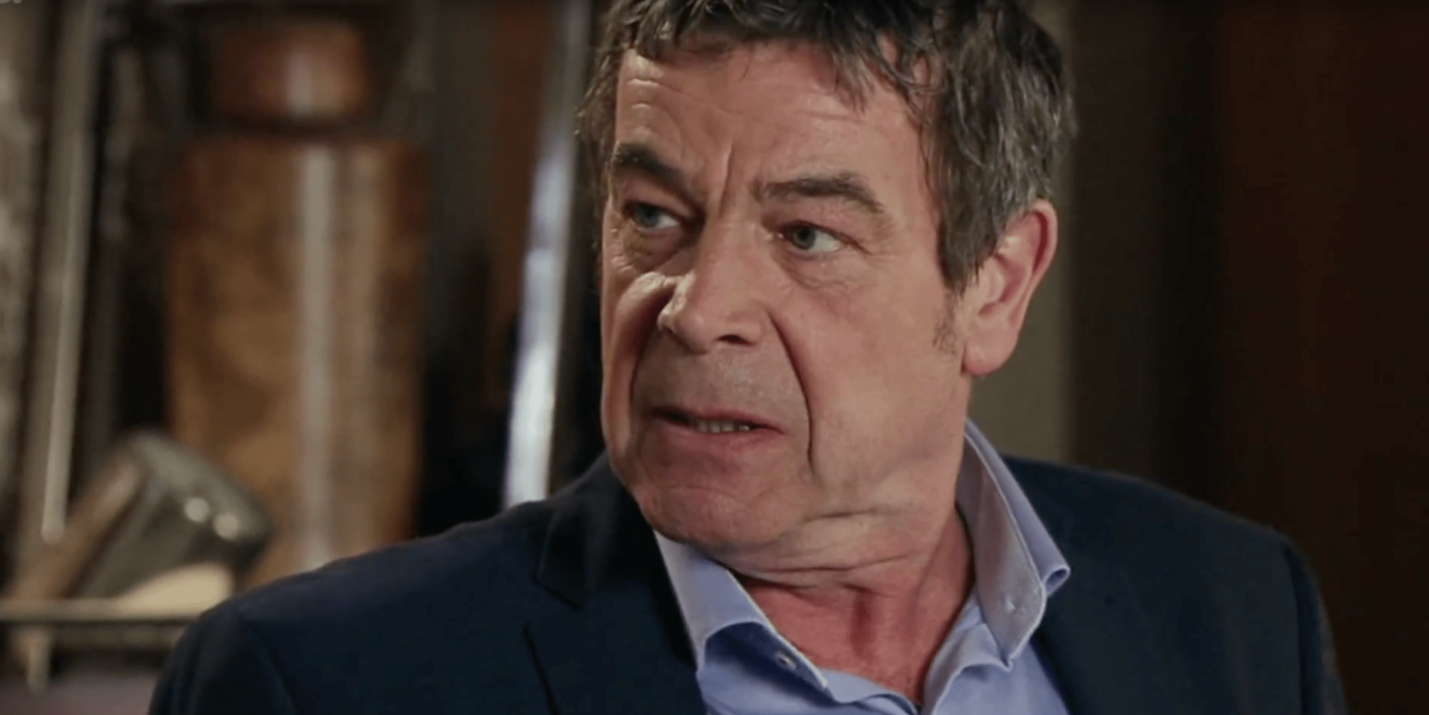 Coronation Street spoilers: A secret from Johnny Connor's past destroys him and Jenny?
