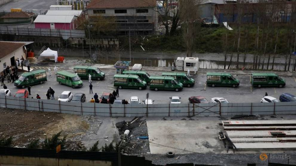 Two-day lockdown imposed in much of Turkey, coronavirus death toll tops 1,000