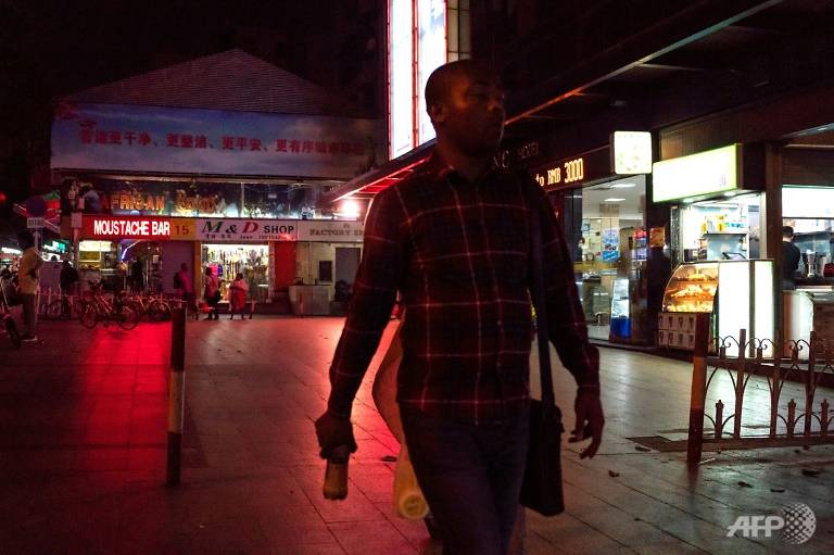 African community targeted in China COVID-19 crackdown