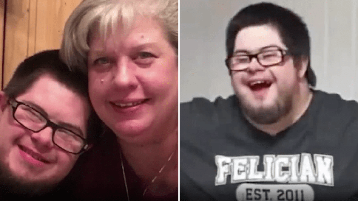 Man with Down syndrome died lonely coronavirus death on his 30th – 7 days after it killed his mom