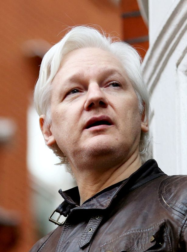 Julian Assange 'secretly fathered two babies in embassy' as partner pleas for release