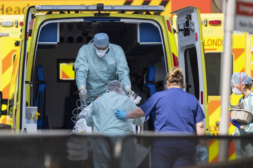 UK coronavirus death toll rises by 917 in 24 hours, including 11-year-old