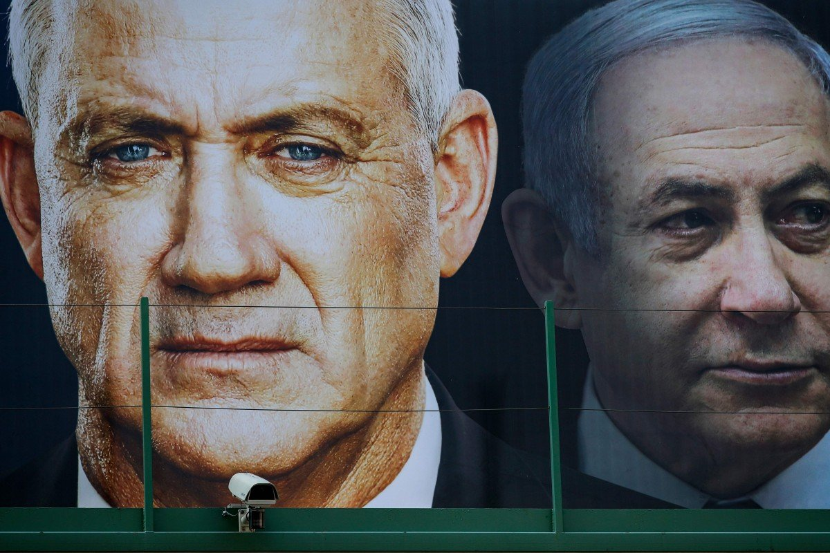 Israel's Gantz requests more time to form government with Netanyahu as expiration date looms