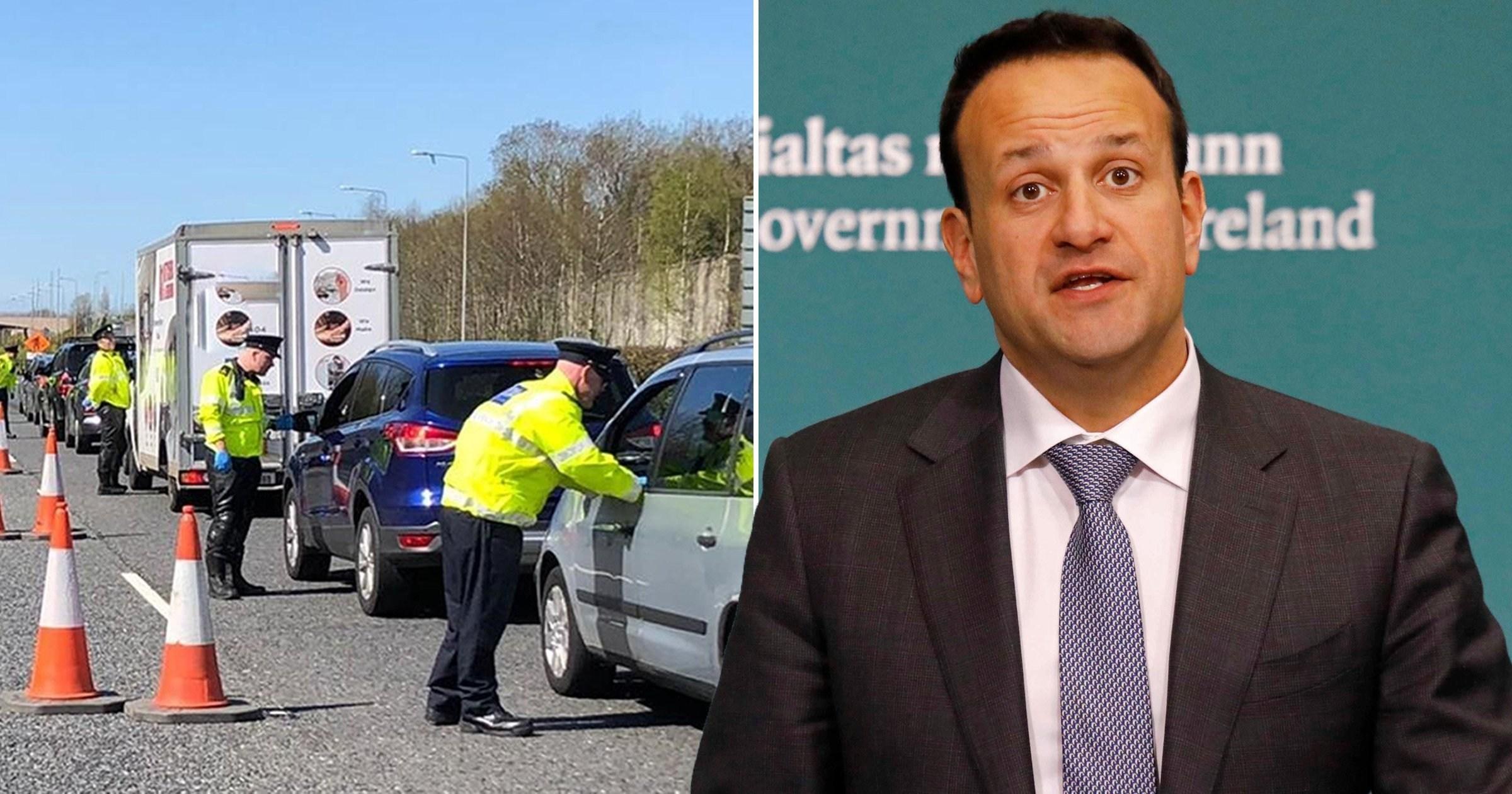 Ireland extends lockdown by three weeks